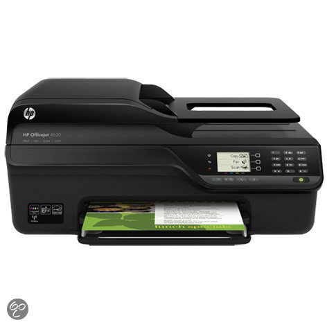 Hp Officejet 4620 - Multifunctional Printer (inkt)