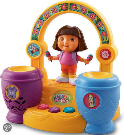 VTech Dora Speel & Leer Air Drum