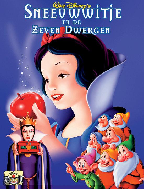 Walt Disney Het Verhaal Van Roodkapje