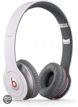Beats by Dr Dre Solo HD - On-Ear Koptelefoon - Wit