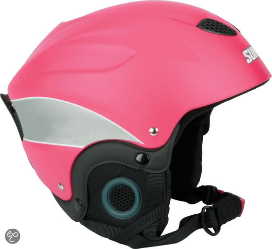 Skihelm Summit Fuchsia Medium