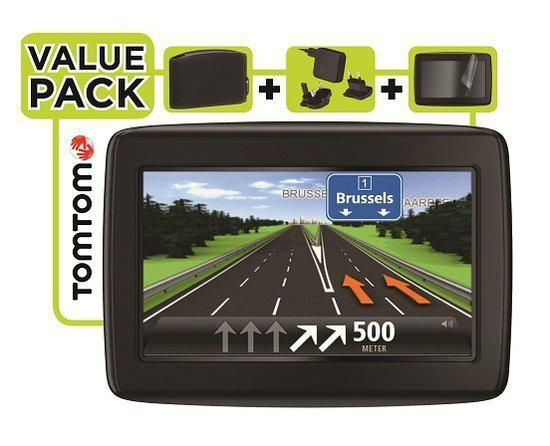 TomTom Start 20 Value Pack - West-Europa - 4.3 inch scherm