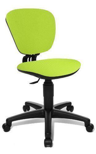 hjh office kind bureaustoel high kid zwart