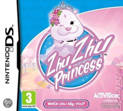 Review Zhu Zhu Princess