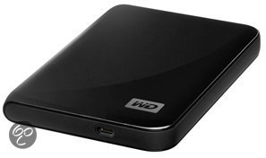 Western Digital My Passport Essential - 320gb Zwart