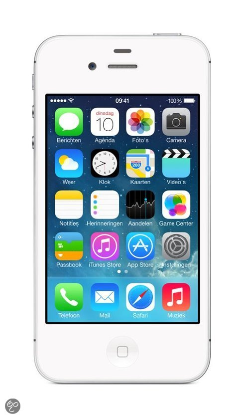 Apple iPhone 4S 64GB - Wit