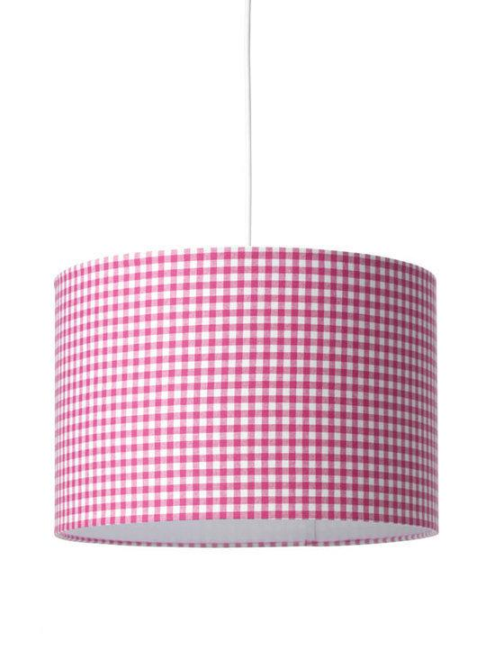 Coming Kids Hanglamp - Roze