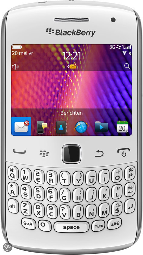 BlackBerry Curve 9360 - Wit