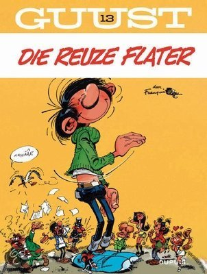 Guust Flater: 013 Die reuze Flater