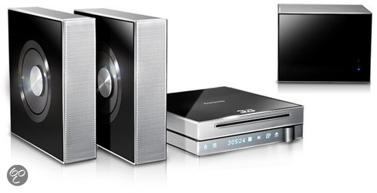 Samsung HTD7100 - 2.1 Home cinema set - 3D blu-ray