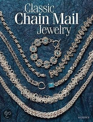 34 Free Chain Maille Jewelry Patterns | AllFreeJewelryMaking.com