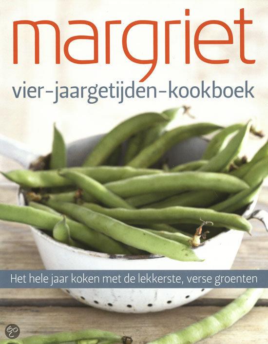 Margriet Vier Jaargetijden Kookboek / Jaargetijden Kookboek