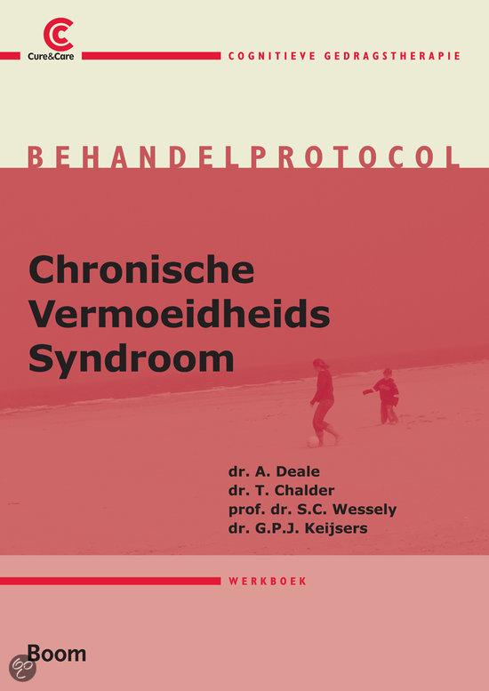 Behandelprotocol Chronische vermoeidheidssyndroom - Set van 3 werkboeken