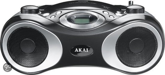 Akai APRC11M radio / cd / mp3-speler