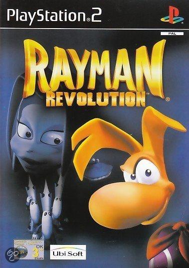 Rayman 2: Revolution