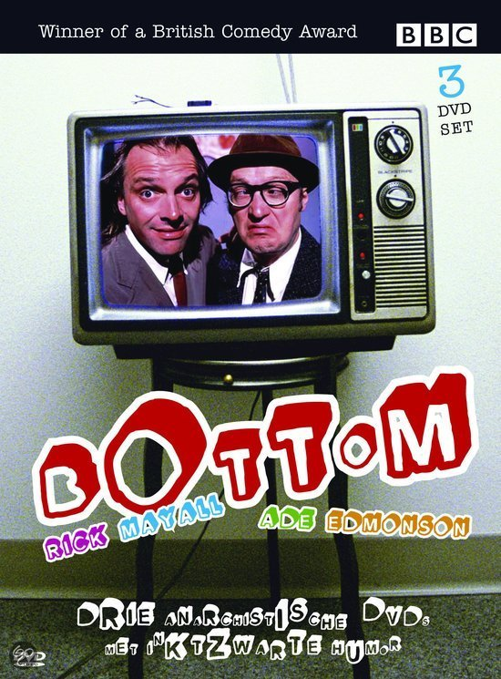Bottom - Serie 1 - 3 (3DVD)
