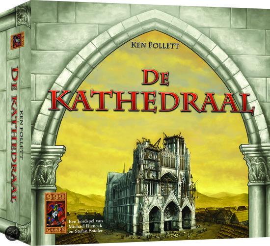 De kathedraal bordspel 999 games speelgoed - Verblijf kathedraal ...