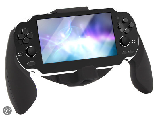 Bigben Grip Zwart PS Vita