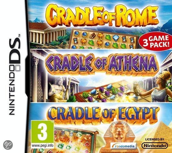 Cradle 3-Pack