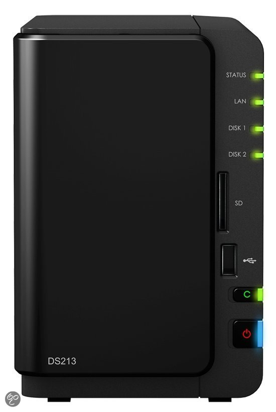 Synology DiskStation DS214 - NAS server
