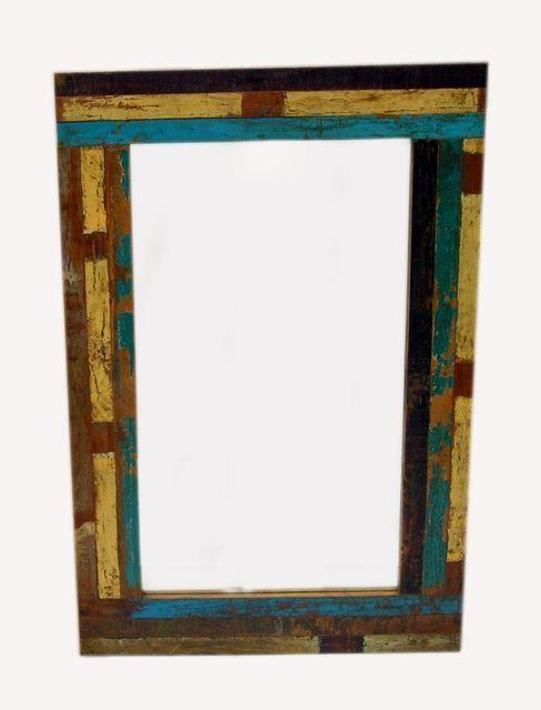 Otentic design spiegel spiegel 90x60 large for Spiegel 90x60