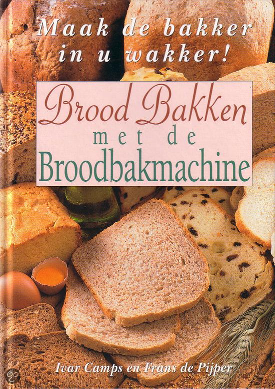 Brood Bakken Met De Broodbakmachine