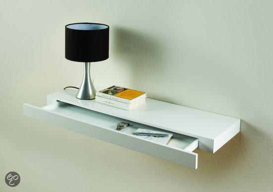 Boekenplank Met Lade.Wandplank Met Lade Ikea Msnoel Com