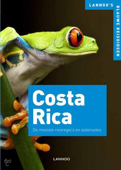 Blauwe reisgids Costa Rica