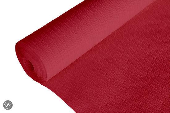 Cosy&Trendy Papieren Tafelkleed op Rol - Bordeaux in Holte
