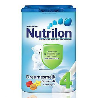 Nutrilon Dreumes Groeimelk 4 - 800 gram