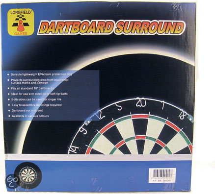 Longfield Dartbord Surround Ring