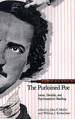 Lacan essay on purloined letter