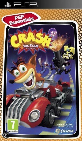 Crash: Tag Team Racing - Essentials Edition