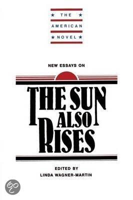 The Sun Also Rises Book Cover