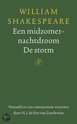 Een midzomernachtdroom & De storm