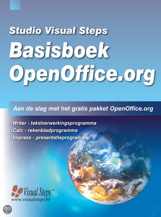 Basisboek OpenOffice.org