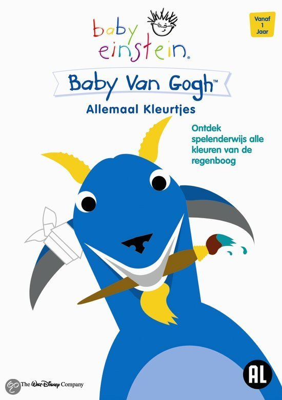 Baby Einstein - Baby Van Gogh