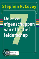De zeven eigenschappen van effectief leiderschap