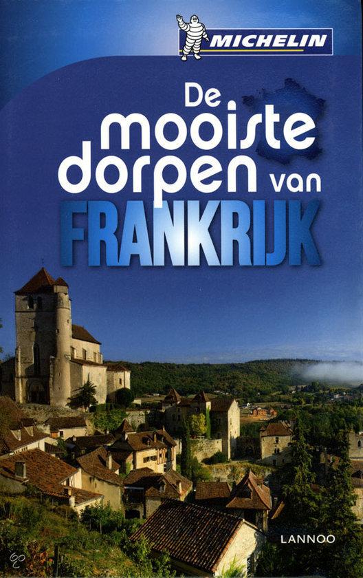 Michelin Outdoor: De mooiste dorpen van Frankrijk