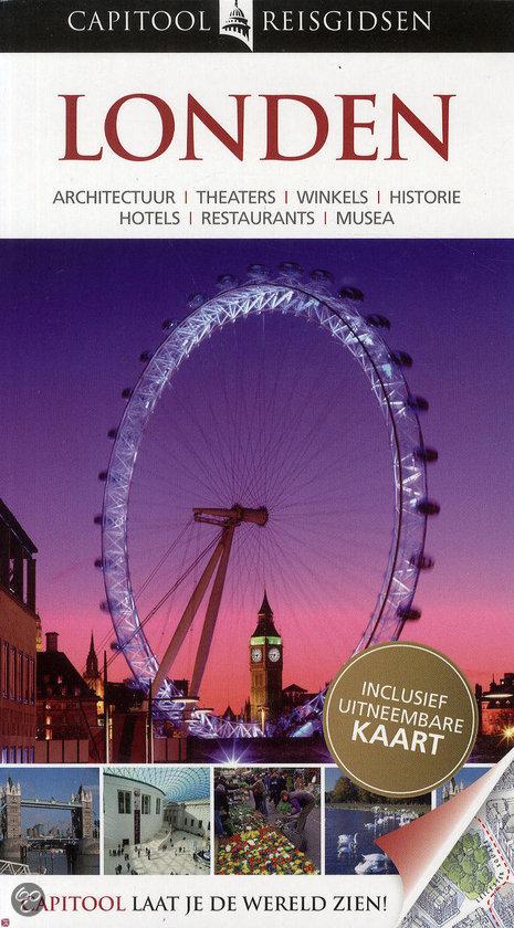 Capitool reisgids Londen