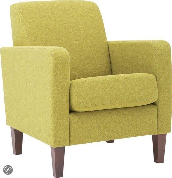 Goossens fauteuil happy groen wonen for Fauteuil groen