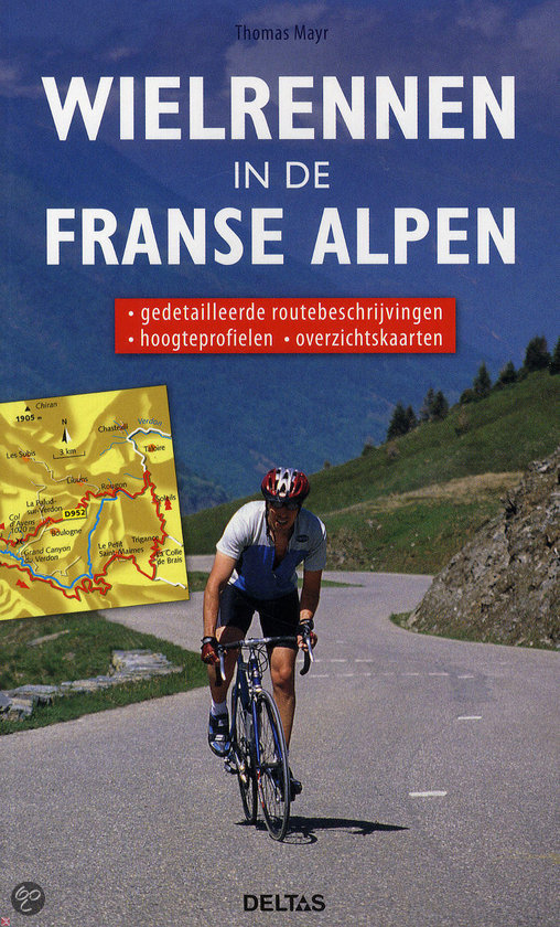 Wielrennen in de Franse Alpen