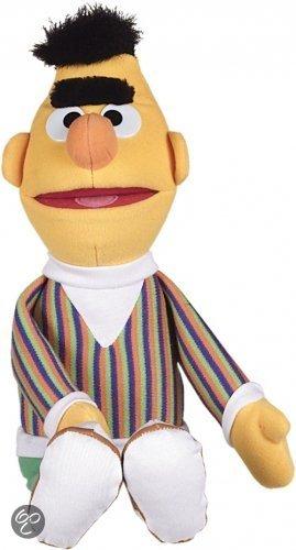 Pluche Bert knuffel 36 cm in Roosberg