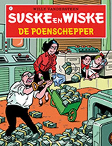 Suske en Wiske 067 De poenschepper