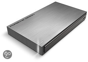 LaCie Porsche Design P 9220 Mobile Drive 1000GB USB 3.0