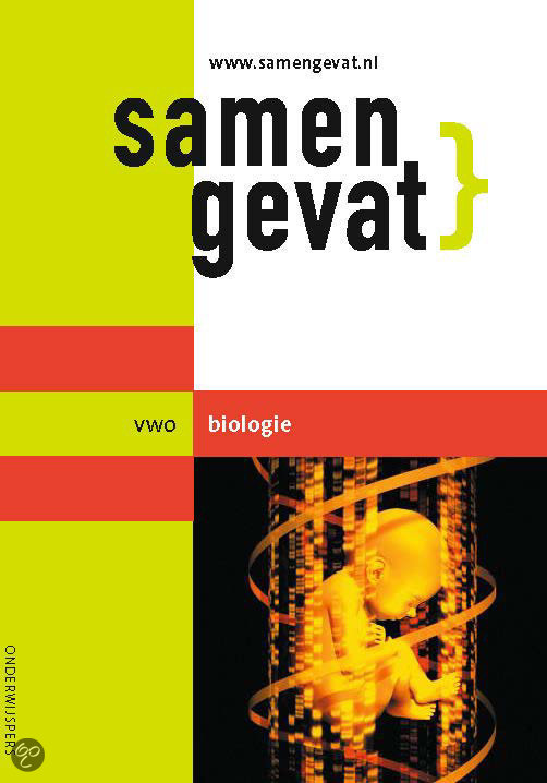 Samengevat / Vwo / deel Biologie
