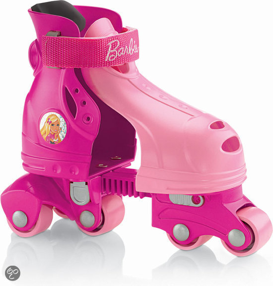 Fisher-Price 1-2-3 Inline Skates Barbie