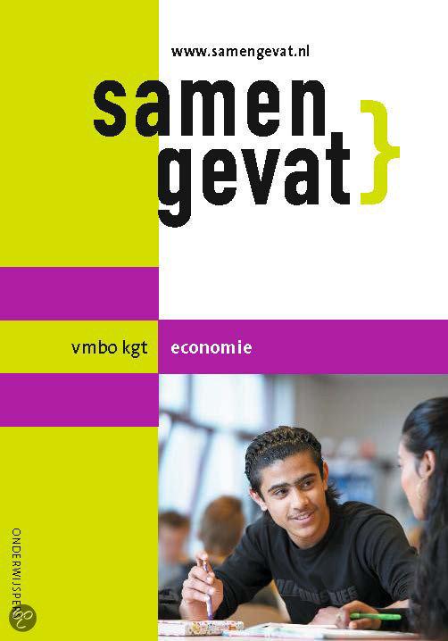 Samengevat / VMBO-KGT Economie