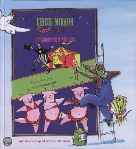 Circus Mikado + Cd-Audio