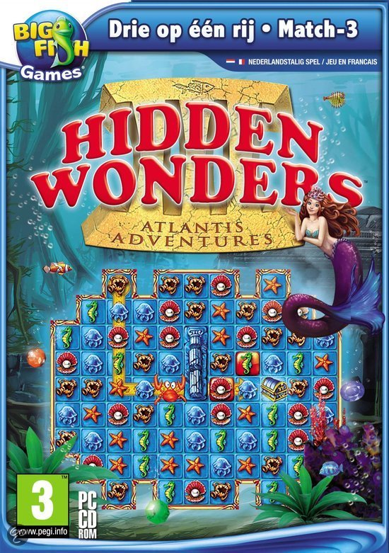 Hidden Wonders Of The Depths 3: Atlantis Adventure